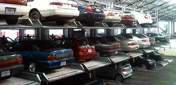 Mechanical Parking System