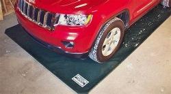 Slider mechanical parking system