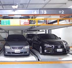 Sub Lift mechnaical parking system