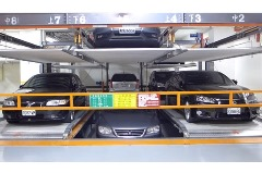 Sub Puzzle mechanical parking system