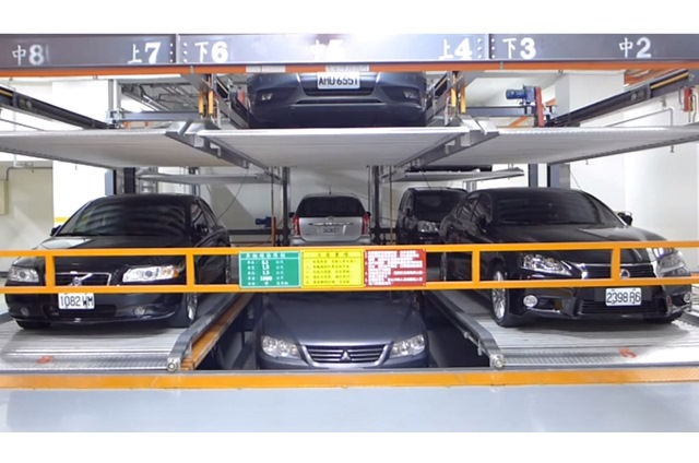 Sub Puzzle Parking System